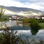 Vista del pueblo
